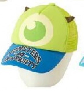 Topi Monster Hijau