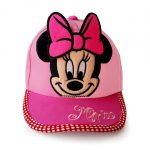 topi minnie pink