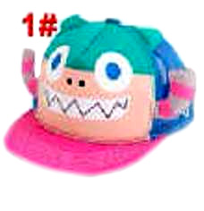 topi monster #4