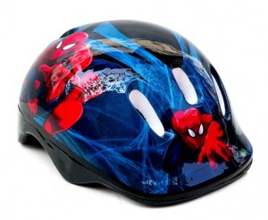 Helm Spiderman Navy