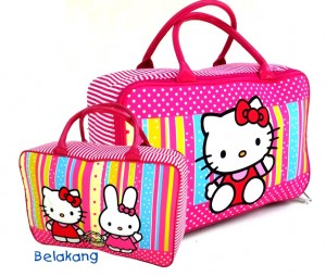 tas travel tenteng hk polkadot 300x254 Travel Bag Tenteng