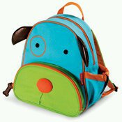 Tas ransel anak skiphopbackpack model dog