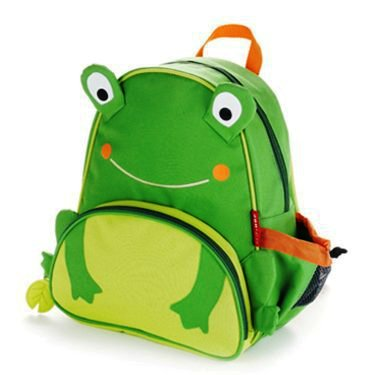 tas skiphop backpack frog