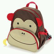 tas skiphop back pack mongkey