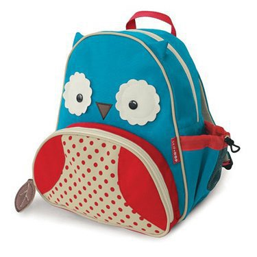 tas skiphop back pack owl