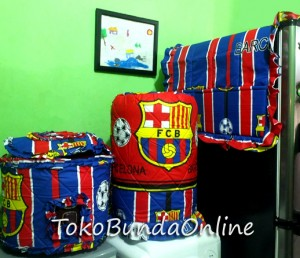 tutup galon, tutup kulkas, tutup magic (GKM) Barca Bew