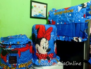 Mickey biru wonderland WM