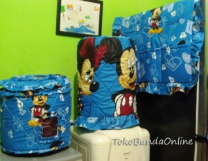 gkm mickey music biru