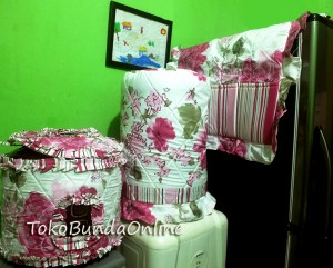 Tutup Galon, Kulkas Magic (gkm) pink flower