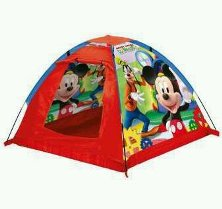tenda disney Tenda Out Door Anak