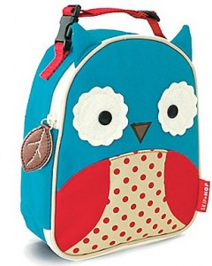 tas lunch bag owl