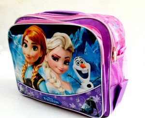 tas 3 in 1 frozen ga tutup