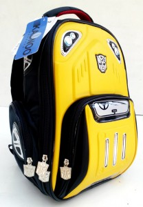 tas ransel transformer original bumble bee kuning