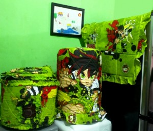 GKM Ben 10 300x257 Tutup Galon, Kulkas dan Magic (GKM)