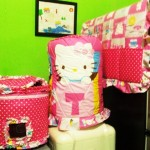 tutup kulkas galon set GKM HK Box Pink