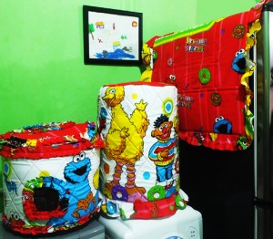 GKM Sesame Street 300x262 Tutup Galon, Kulkas dan Magic (GKM)