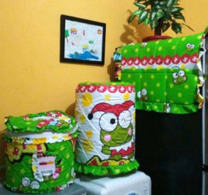 gkm keropi bubble 300x281 Tutup Galon, Kulkas dan Magic (GKM)