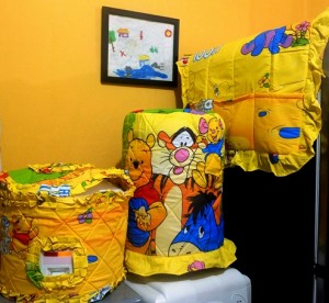 gkm pooh garden kuning 300x276 Tutup Galon, Kulkas dan Magic (GKM)