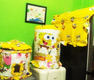 gkm spongebob kuning 300x256 Tutup Galon, Kulkas dan Magic (GKM)