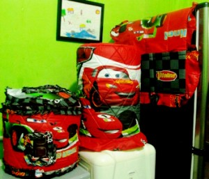tutup Galon kulkas Cars Merah 300x257 Tutup Galon, Kulkas dan Magic (GKM)