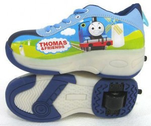 Sepatu Roda Satu Thomas Ga Lampu 300x252 Sepatu Roda Anak Karakter
