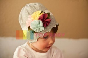 cute hat abu many flowers 300x200 Cute Hats (Topi Lucu)