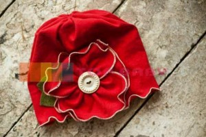 cute hat red 300x200 Cute Hats (Topi Lucu)