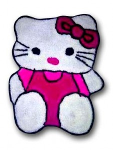 keset kaki full body hello kitty