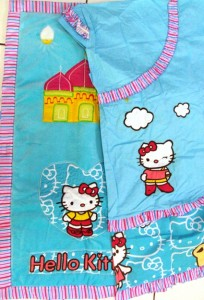 Mukena Anak Karakter Hello Kitty Full Color 204x300 Mukena Anak Lucu