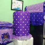 Tutup galon Kulkas Magic (GKM) Doti Purple Mix Lylac