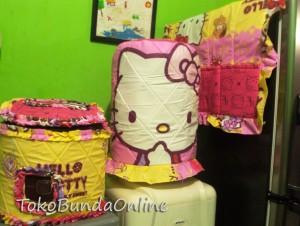 tutup galon kulkas dan magic com (GKM ) Sweet kitty