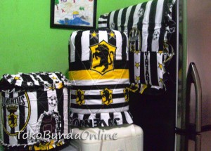 Tutup galon kulkas magic (GKM) Cover juventus