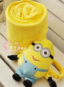 selimut minion blanket - Copy (2)