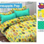 Sprei Pineapple Pop