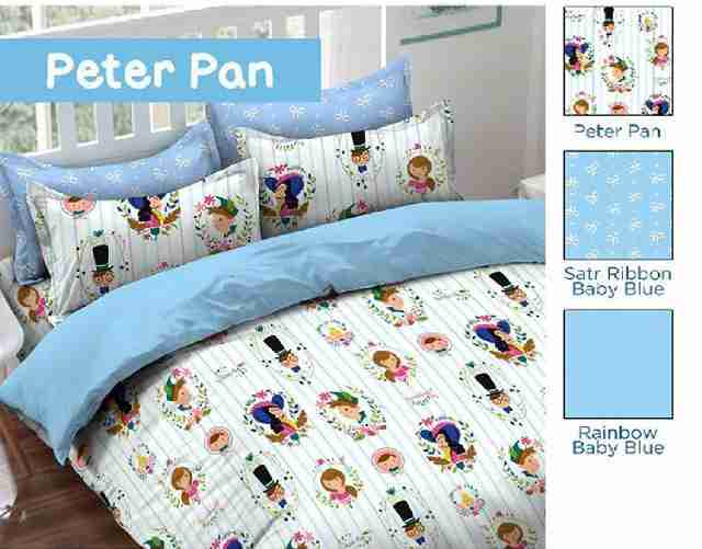 Sprei Peterpan