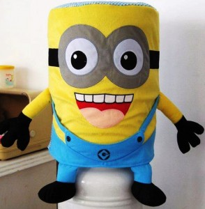 galon 3 Dimensi Minion