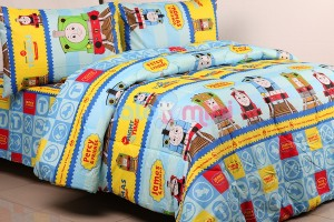 sprei dan bedcover thomas adventure