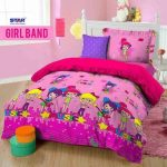 sprei girl band