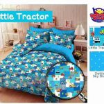 sprei little tractor
