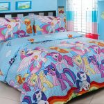sprei little pony panca