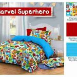 sprei marvel superhero