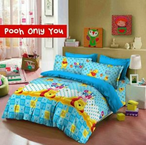sprei pooh only you