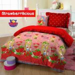 sprei strawberrycilious