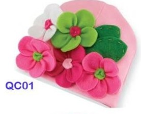 colourfulll hat pink Cute Hats (Topi Lucu)
