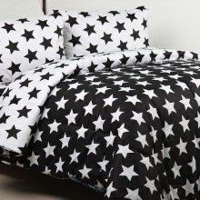 sprei Dan bedcover star new