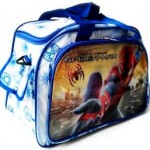 TAS RENANG SPIDERMAN biru
