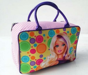 Tas Travel Barbie Depan