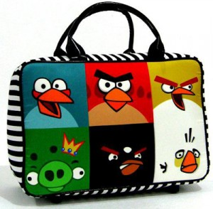 Travel bag Kotak ANgry Bird 300x294 Home Set Lucu