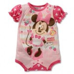 baju Romper Minnie 1