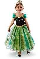 dress anna frozen love is open door1 Baju Anak lucu